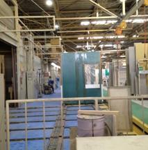 積水ハイム 生産管理盤