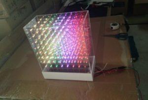 LED看板 製作  フルカラー4層イルミネーション